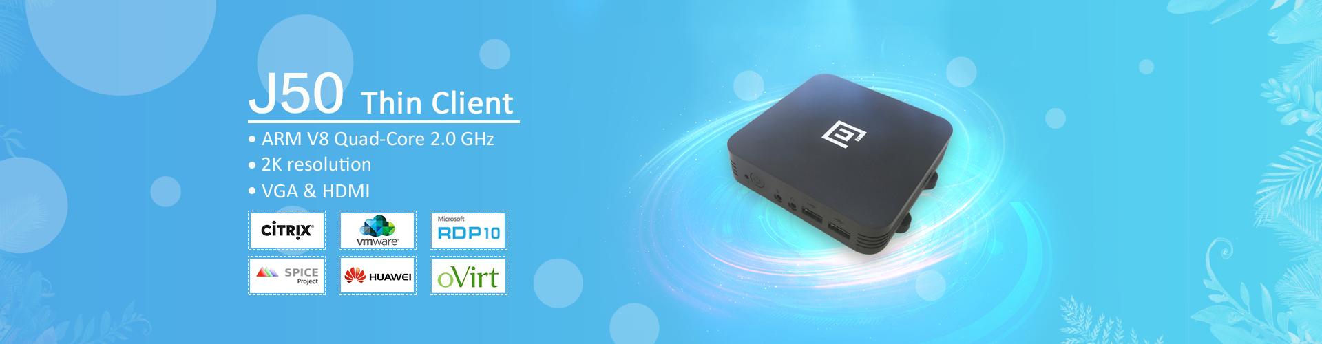 JYOS - Zero Client | Thin Client | Cloud Computer | oVirt