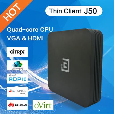 J50 - Zero Client | Thin Client | Cloud Computer | oVirt